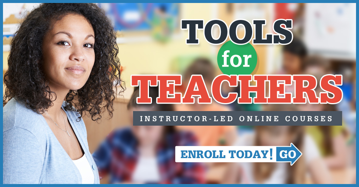 Online Continuing Ed Tools for Teachers