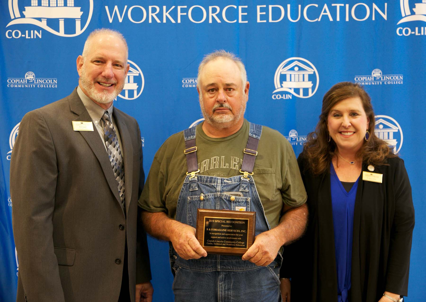 S&S Dragline Services Receives Special Recognition