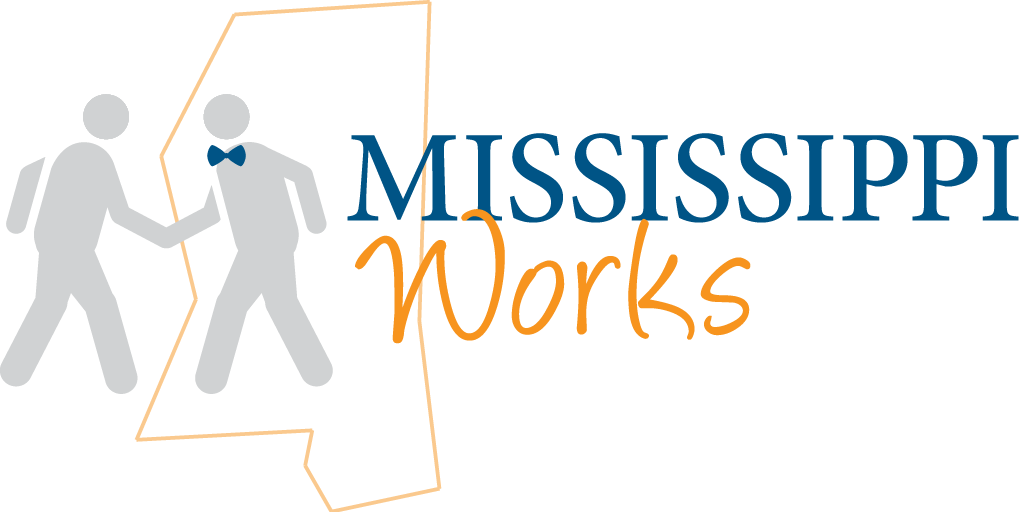 Mississippi Works Logo