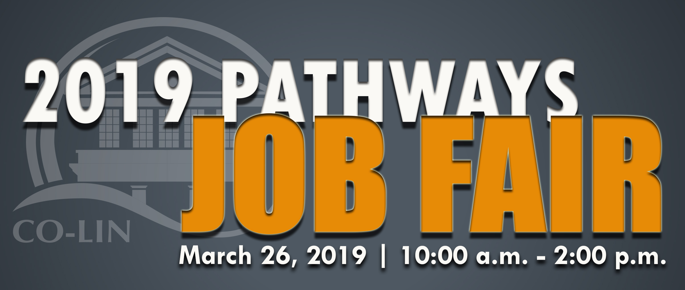 2019 Job Fair- March 26, 2019